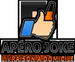f2bd115f9691 Logo Apéro Joke - Livraison de boissons, alcools et apéritifs à domicile